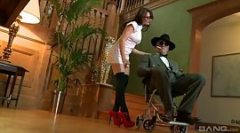 British caregiver Samantha Bentley has..