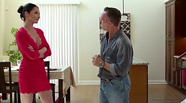 Experienced milf Silvia Saige gives..