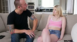 Vulgar immature Lily Rader hooks up..