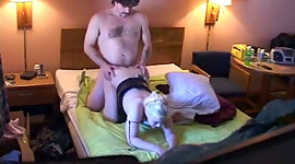 Horny dude bonks picked up chick with..